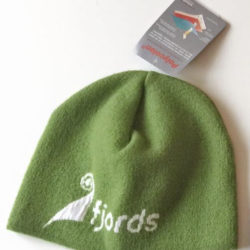 Fjords Wooly Hat Green