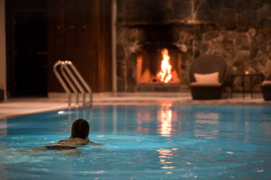 Union Spa at Hotel Union in Geiranger