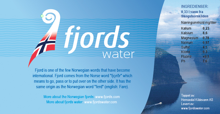 FJORDS WATER