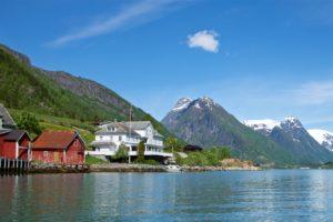 Fjærland Fjordstove