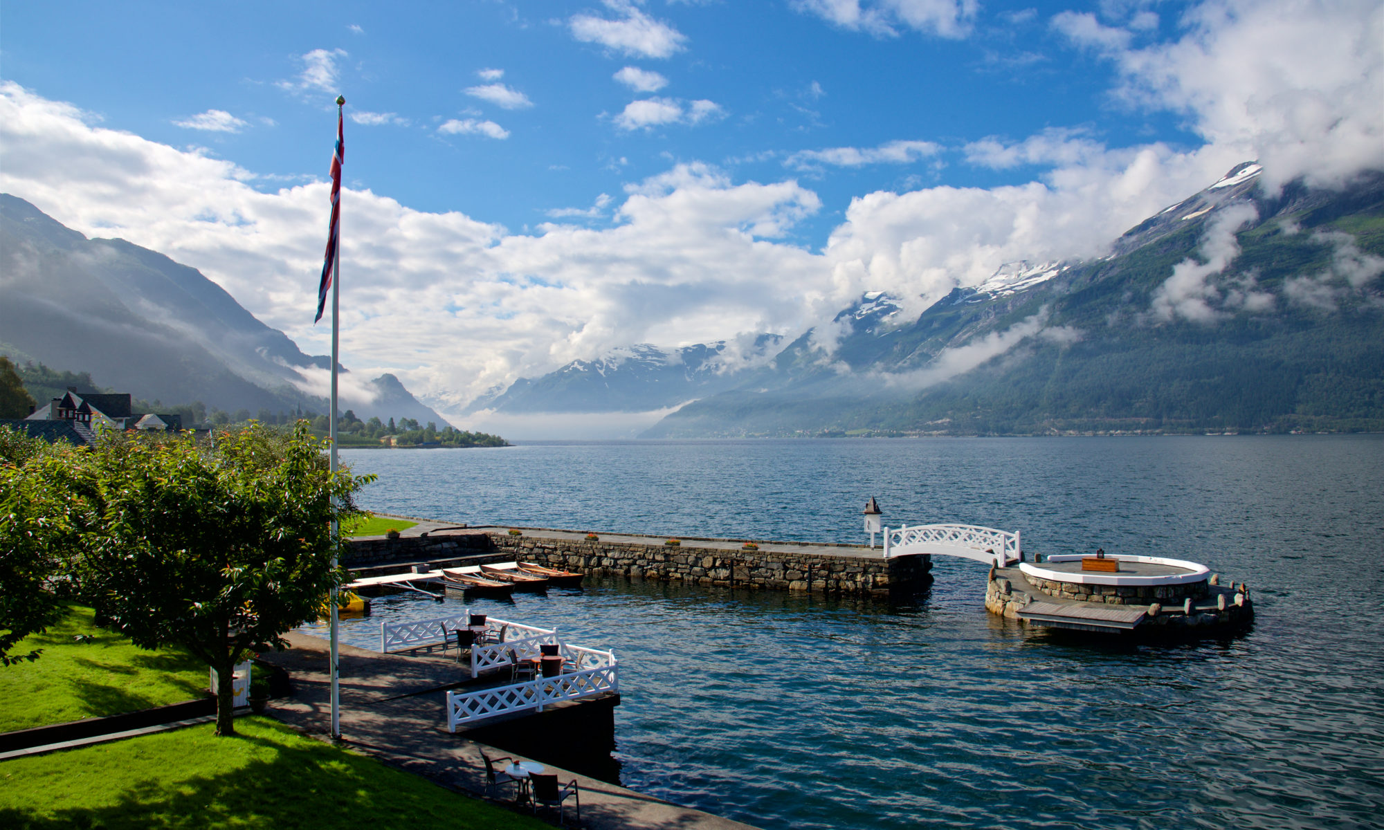 Hotels In The Fjords Of Norway