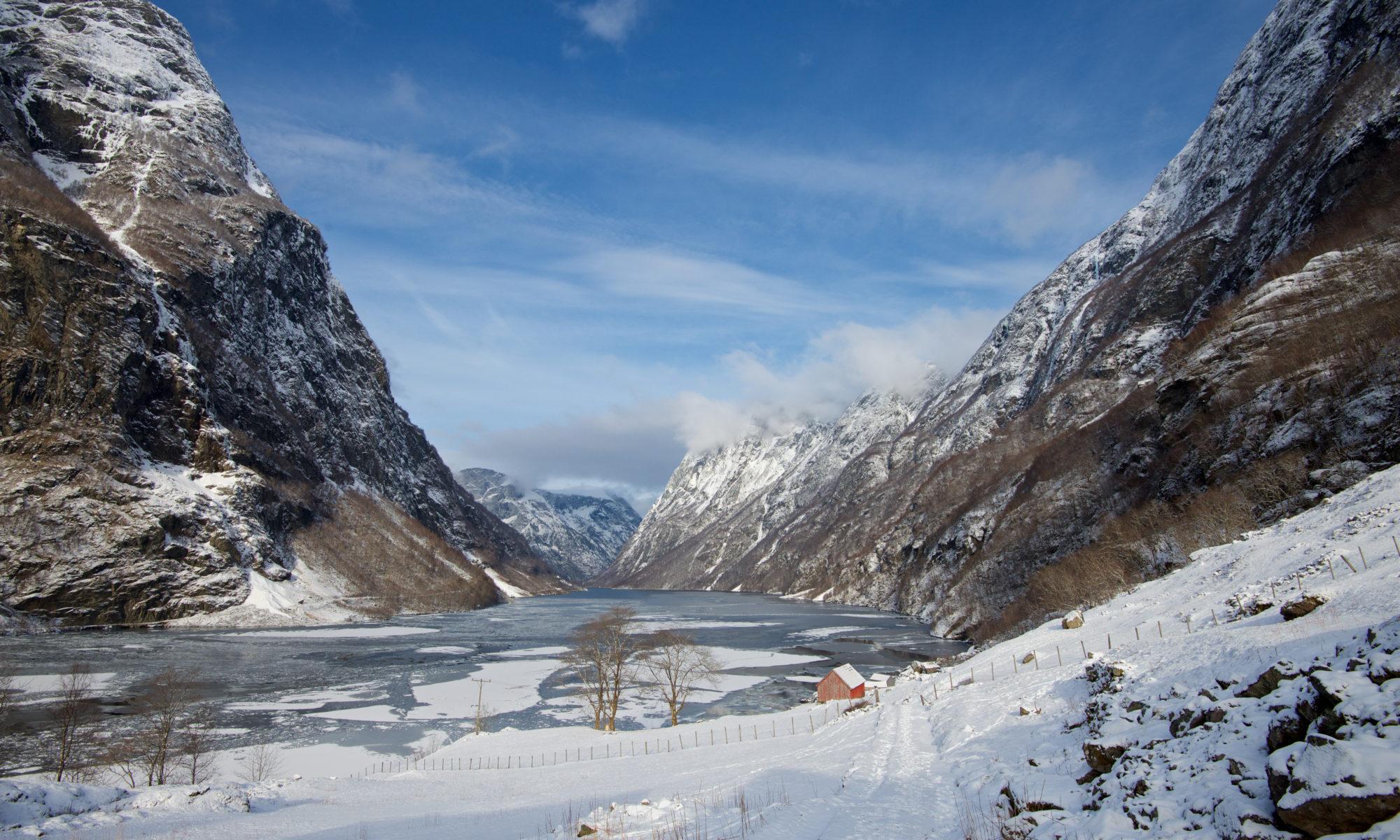 The UNESCO-Protected Nærøyfjord