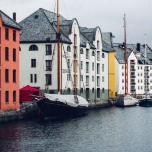 Hotel Brosundet in Ålesund