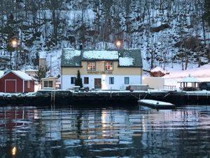 Hardanger Fjord Lodge