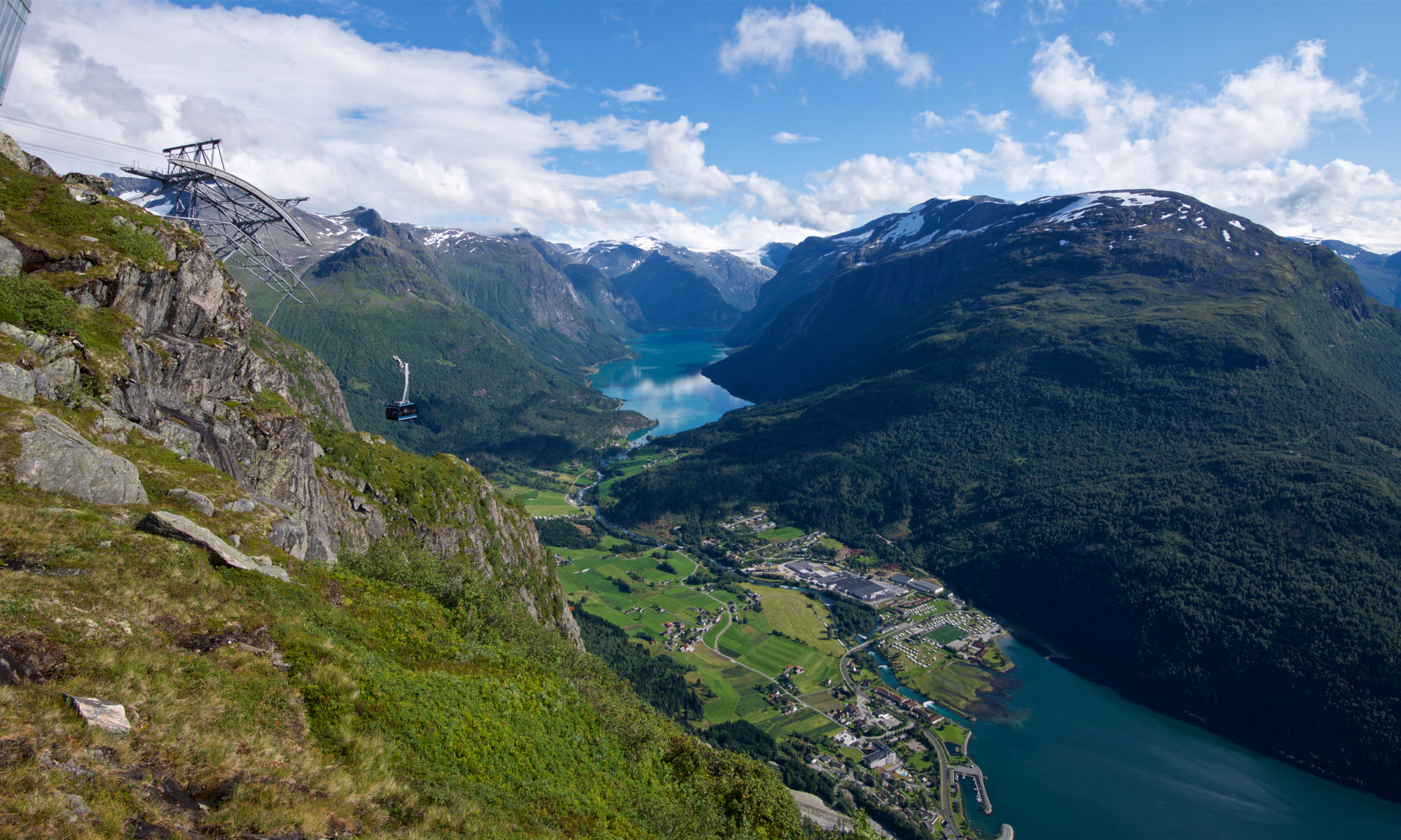 bergen camping park norwegen