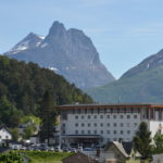 Grand Hotel Bellevue - Åndalsnes in Romsdal