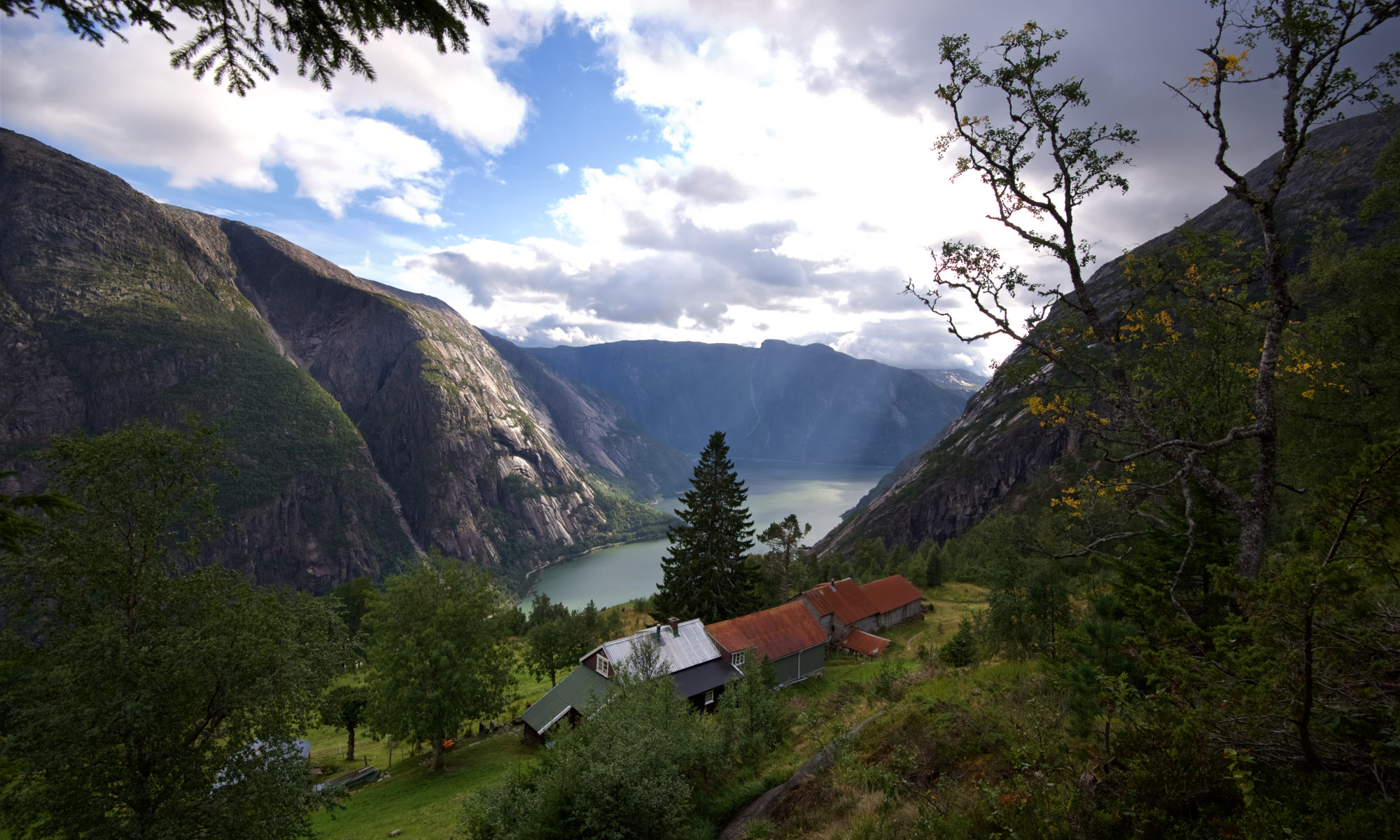 Kjeåsen in Eidfjord, Hardanger