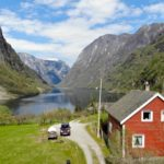 Ramsøy - Fjord House for rent in Gudvangen by the Nærøyfjord