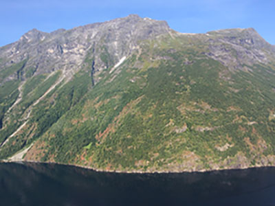 Åkerneset Rock Avalanche