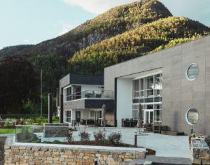 Hardanger House in Jondal, Norway
