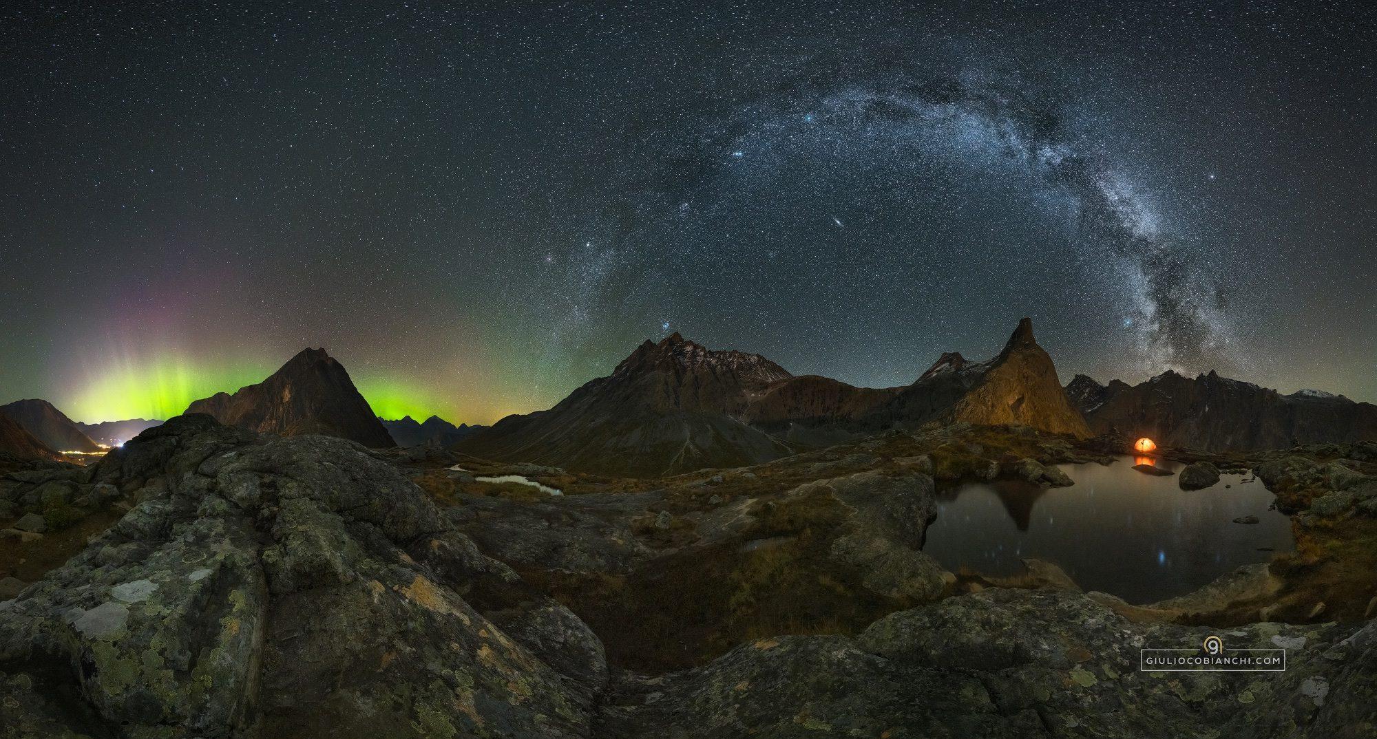 Litlefjellet in Romsdal. Photo: Giulio Cobianchi - www.giuliocobianchi.com