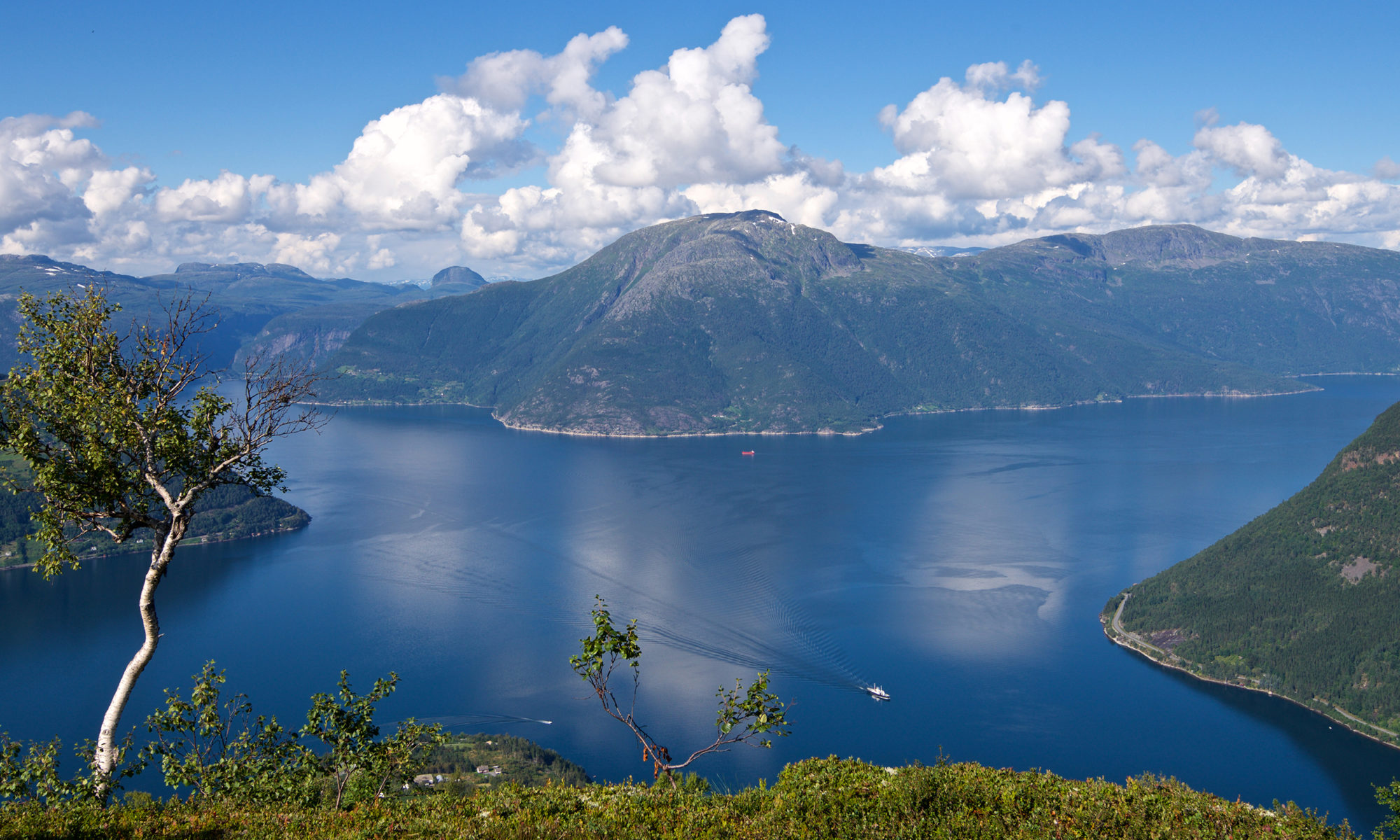 From Bergen to the Fjords