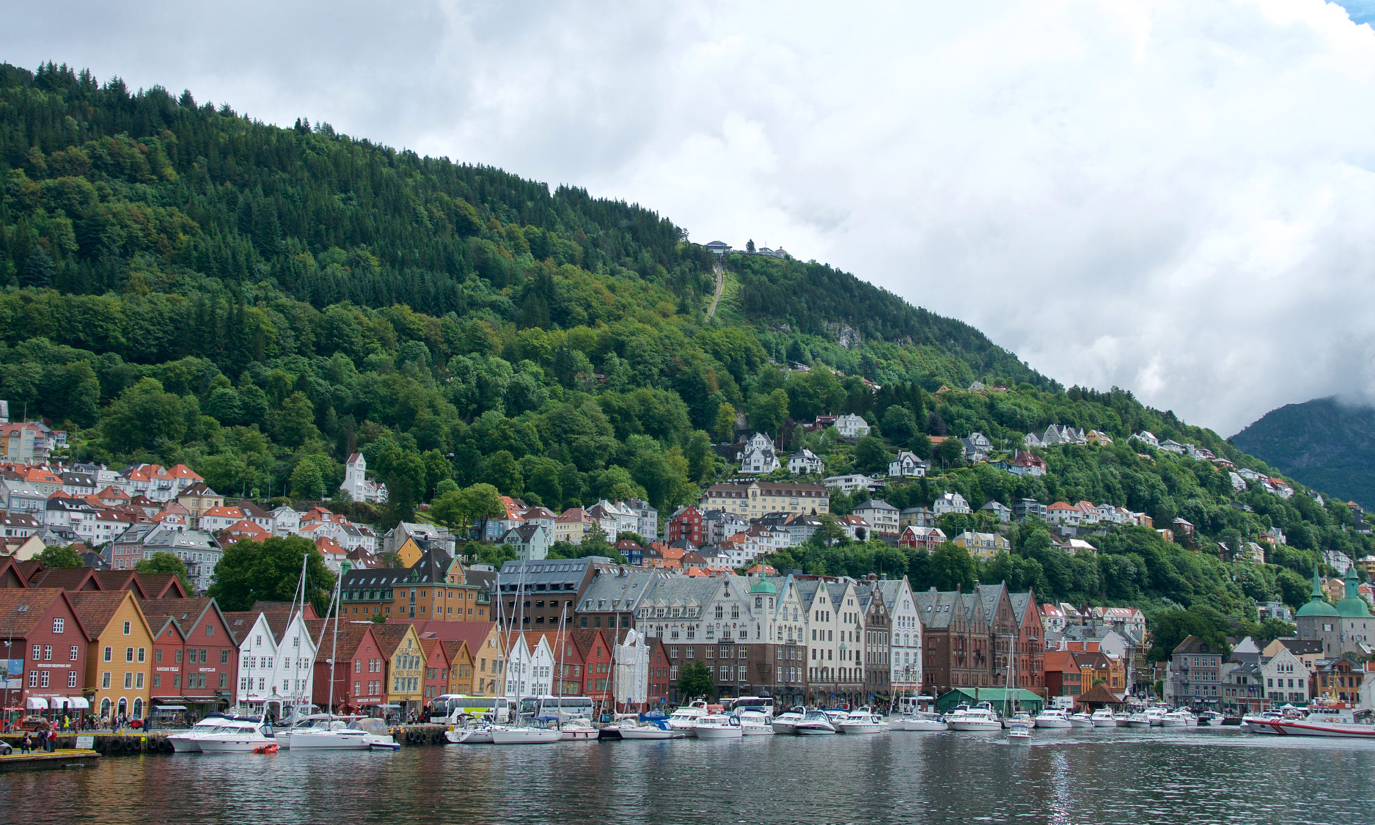 Bergen The Gateway To The Fjords Norwegian Fjords