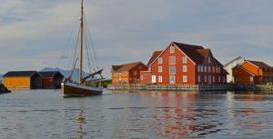 Finnøy Havstuer, Finnøya