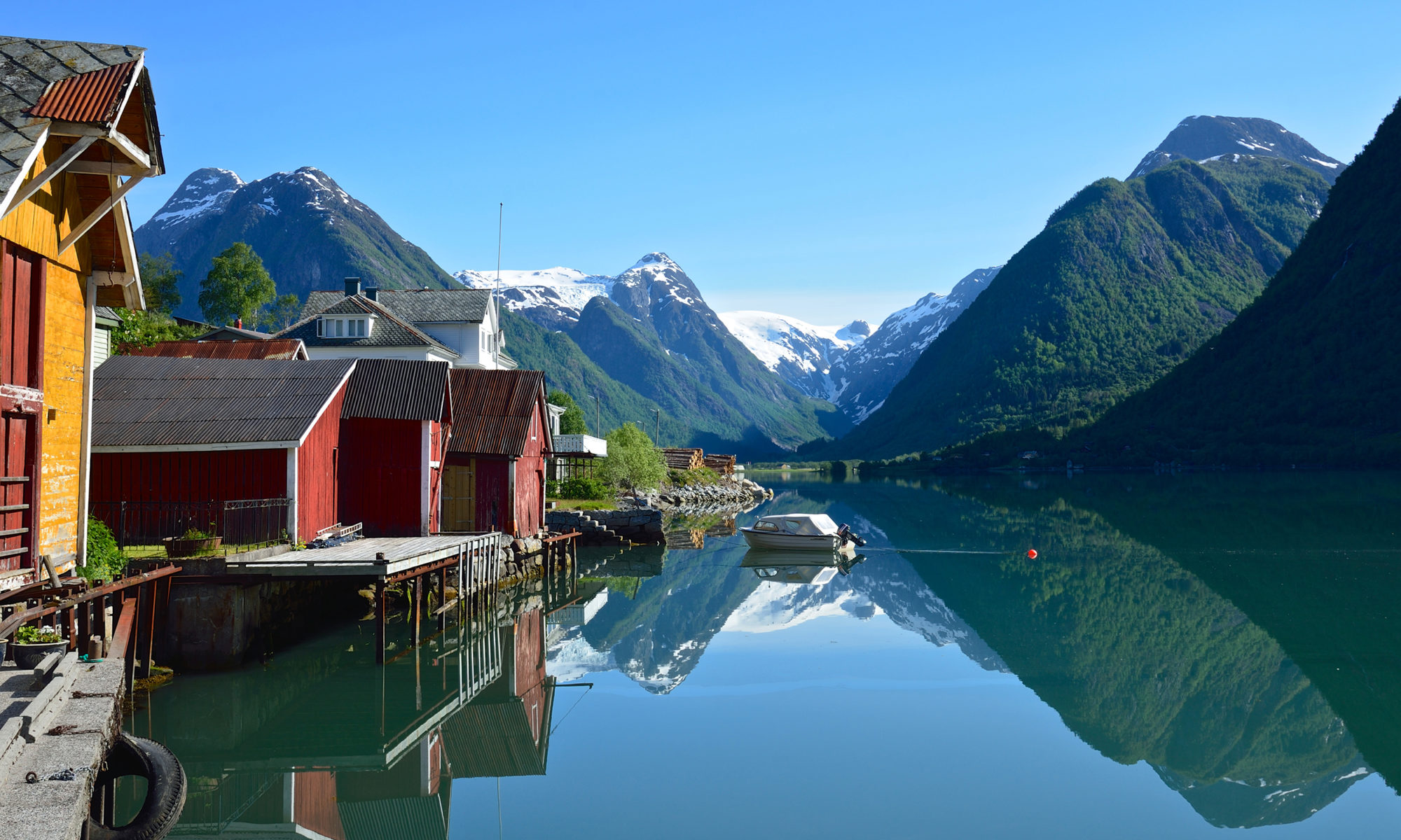 Great Places in the Norwegian Fjords by Fjords.com