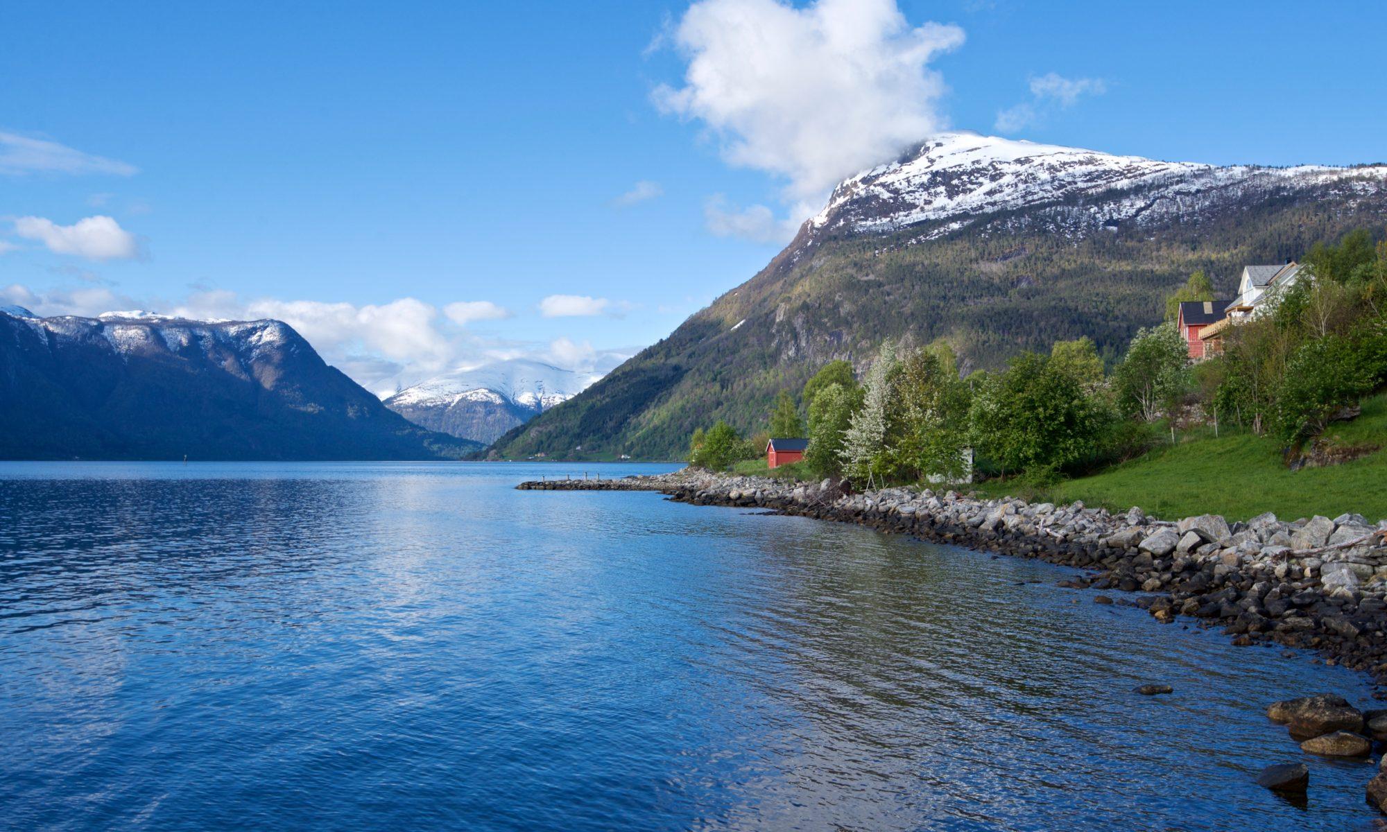 Solheim Gard in Luster, Norway