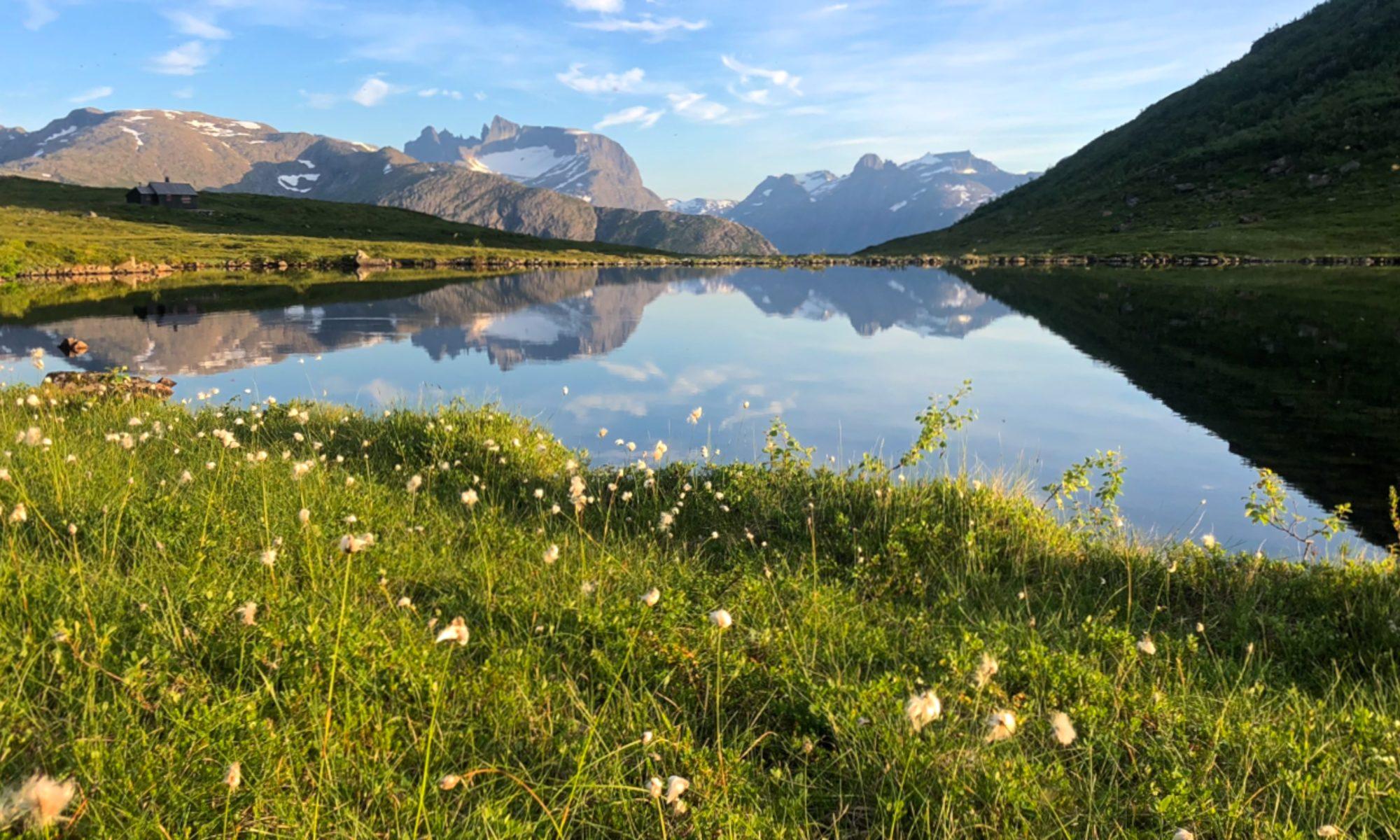 Brevikskaret in Isfjorden, Romsdal. Photo: Eirik Heen