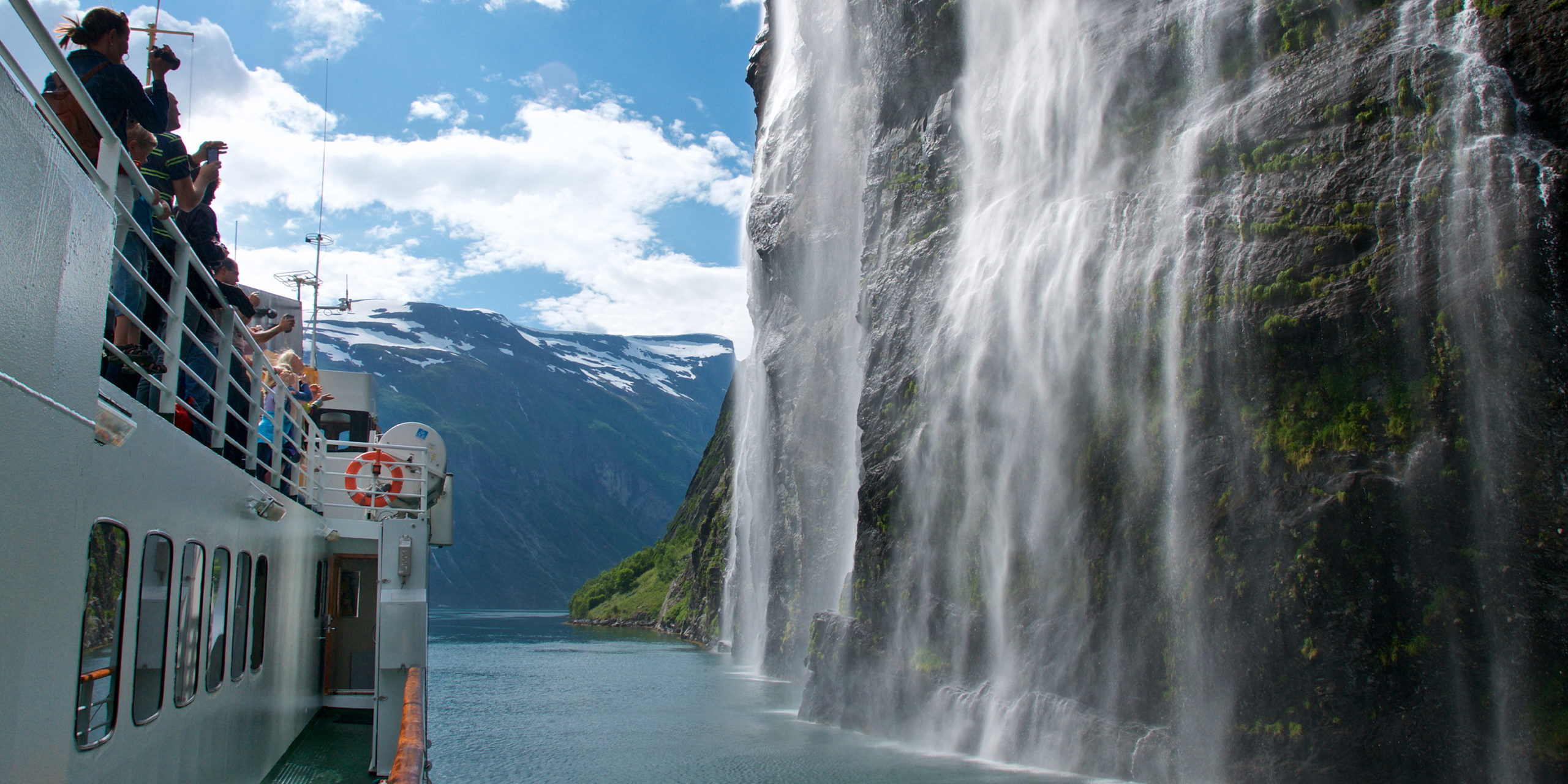 FJORDS NORGE - FJORDCRUISE