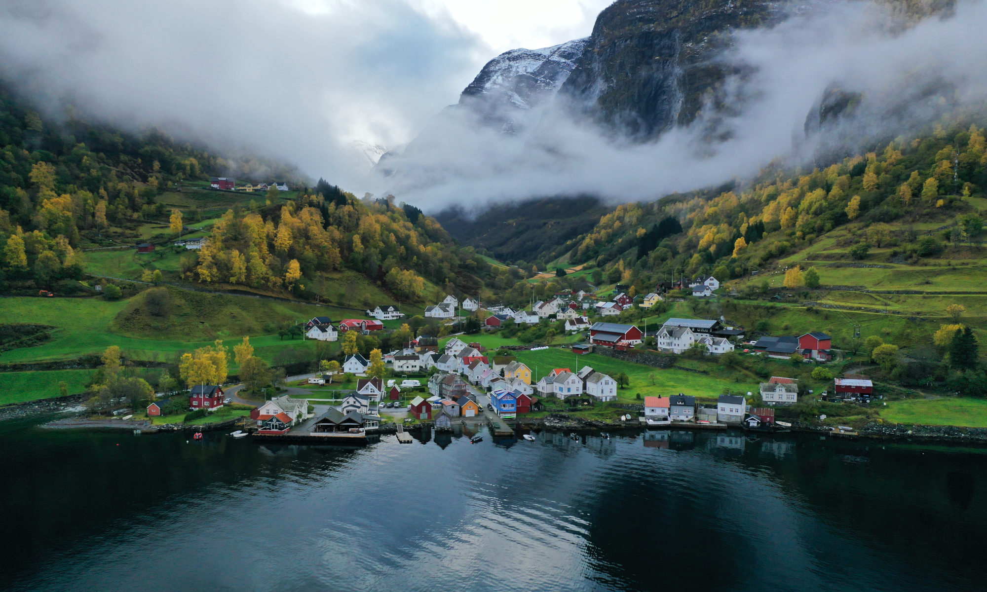 FJORDS NORWAY - Welcome to the Norwegian Fjords - Undredal - Aurlandsfjord - Sognefjord