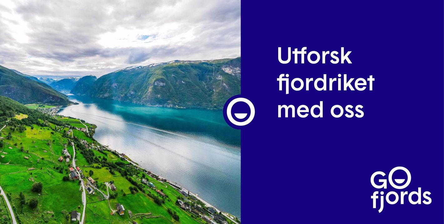 GoFjords.com - Utforsk fjordriket med Go Fjords