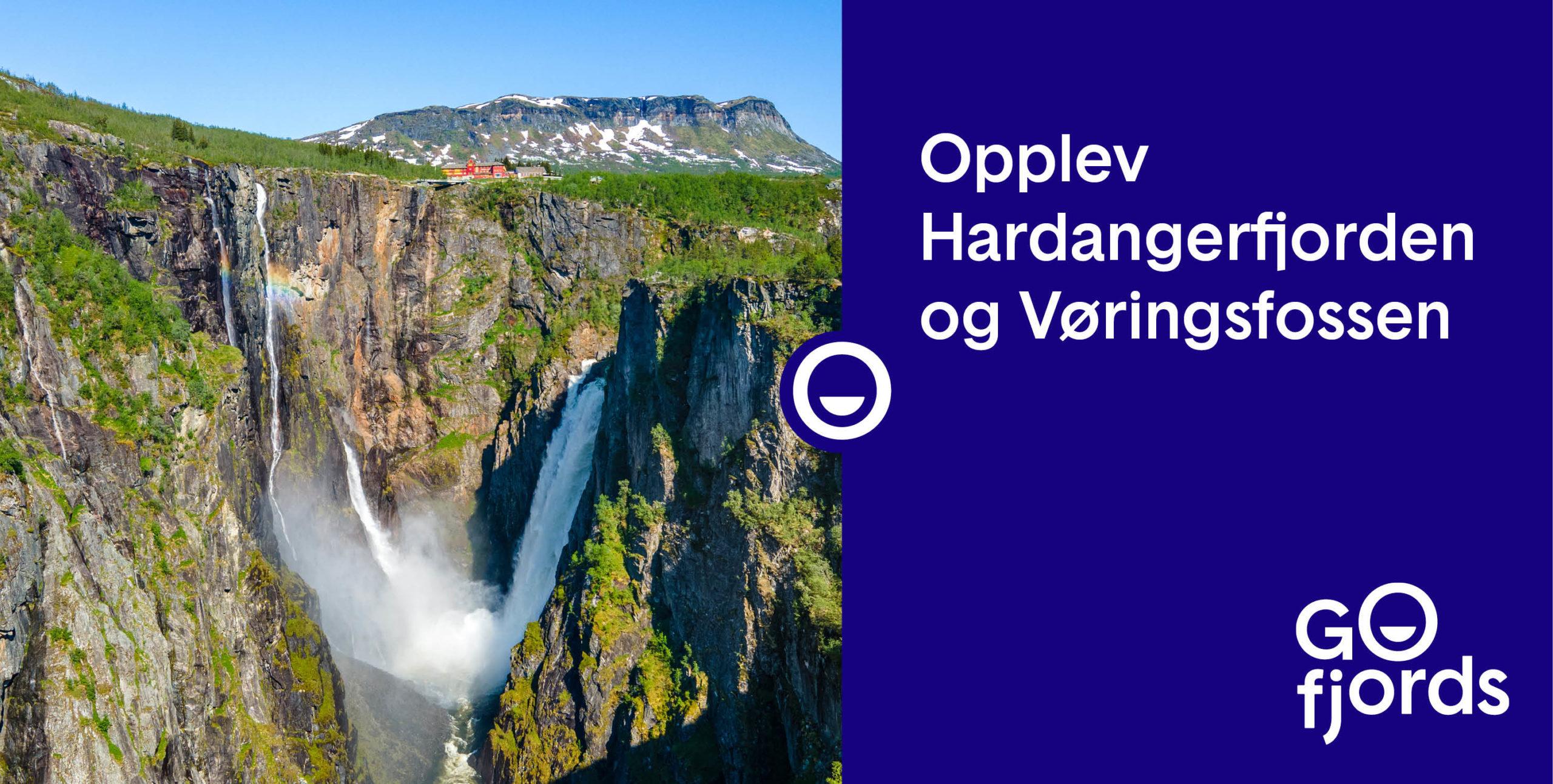 GoFjords.com - Opplev Hardangerfjorden og Vøringsfossen