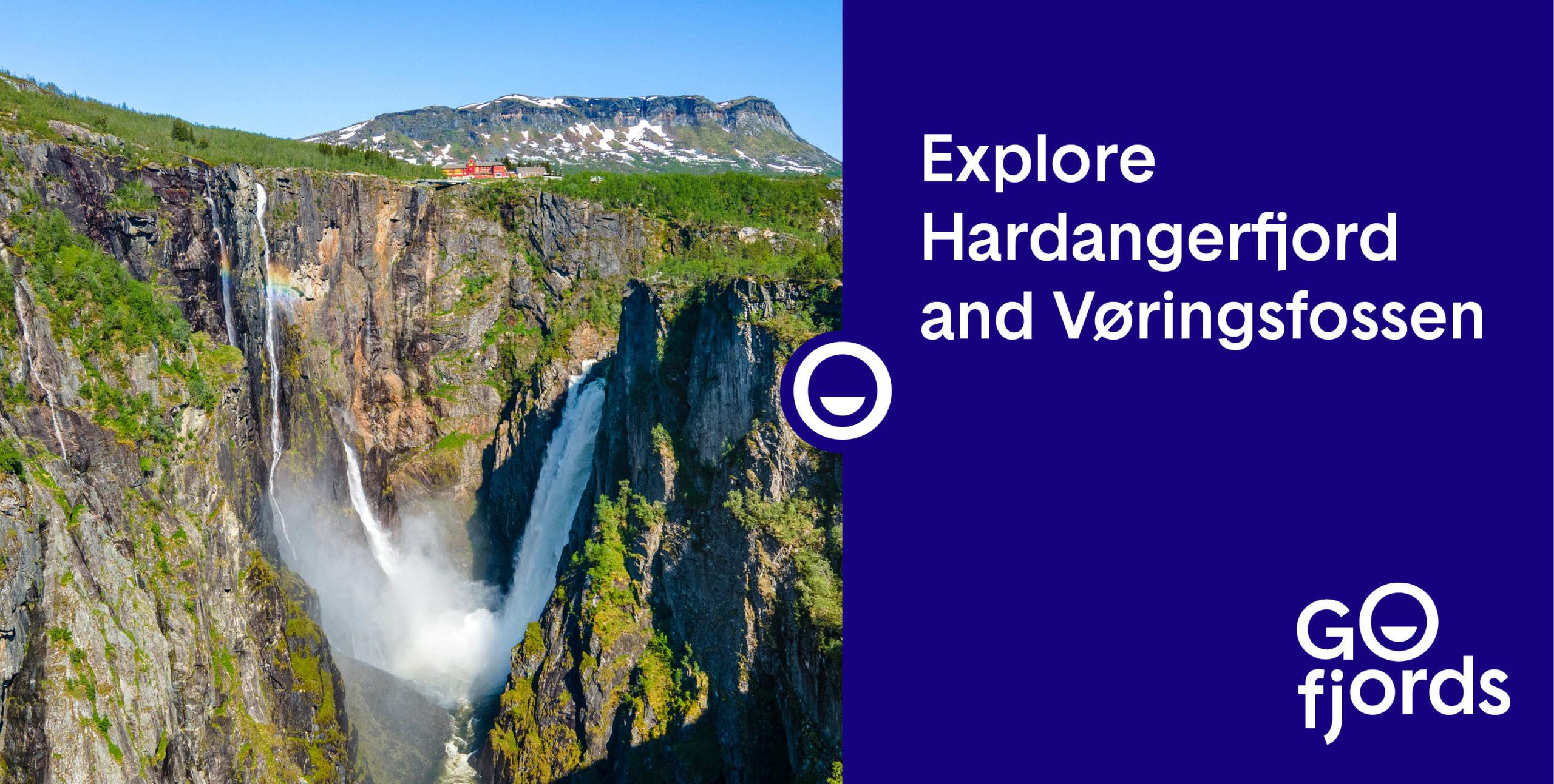 GoFjords.com - Explore the Hardangerfjord and Vøringsfossen Waterfall