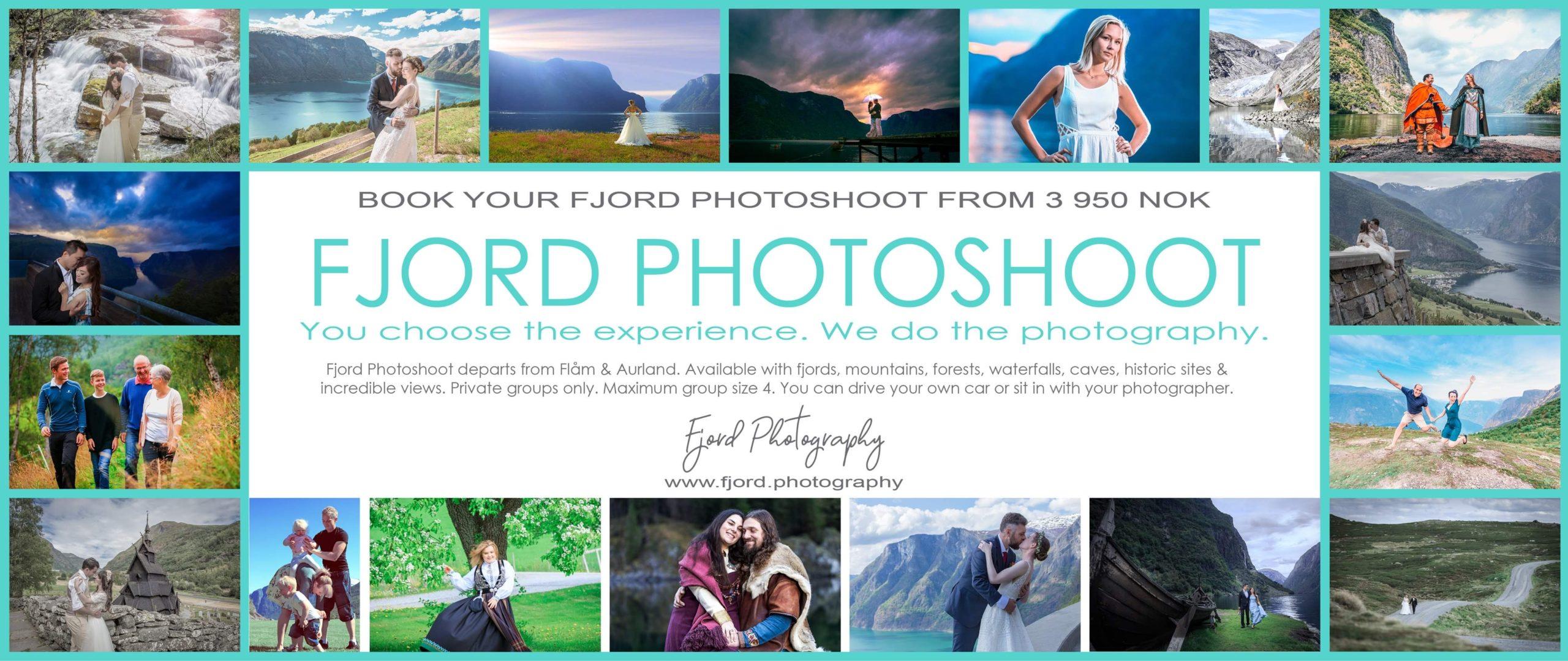 Fjord Photoshoot by Fjord Photography Paul Edmundson
