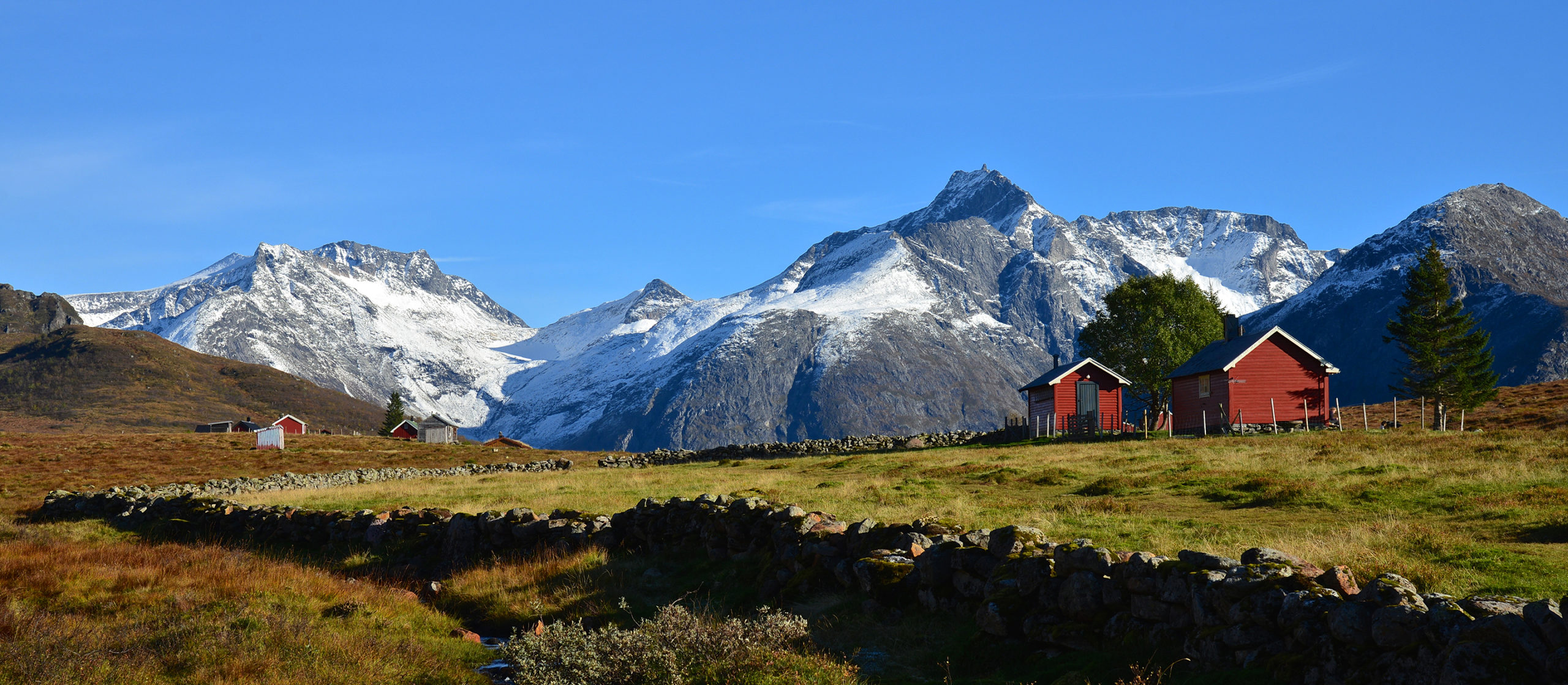 Isfjorden - Kavliheian