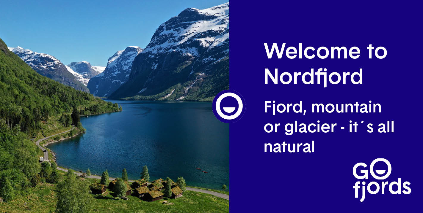 Go Fjords - Welcome to Nordfjord