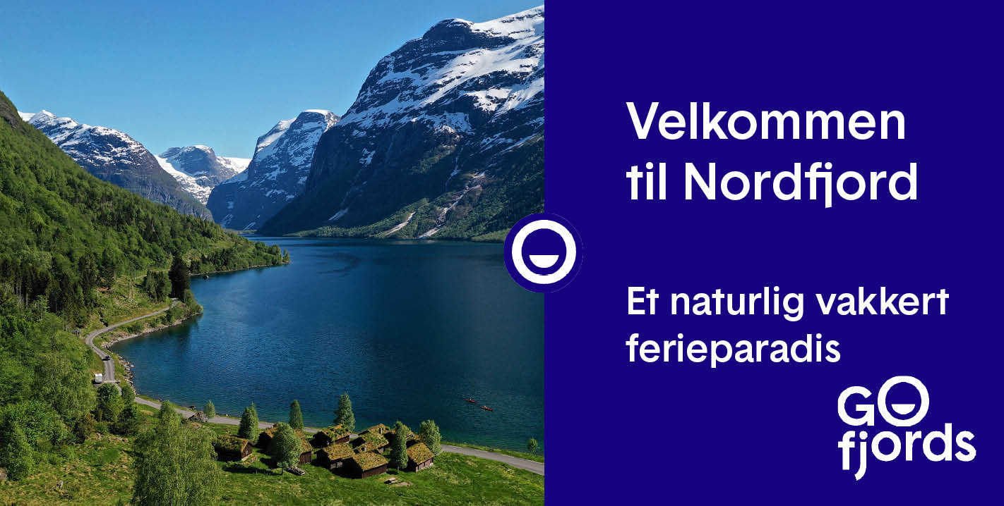 Go Fjords - Ville og vakre Nordfjord