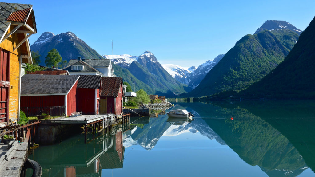 FJORDS NORWAY - Accommodation and Hotels in the fjords
