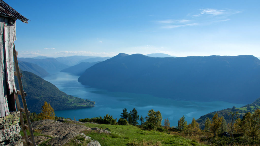 FJORDS NORWAY - The Fjord Counties