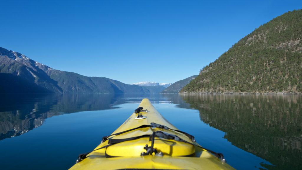 FJORDS NORWAY - Kayaking the Fjords