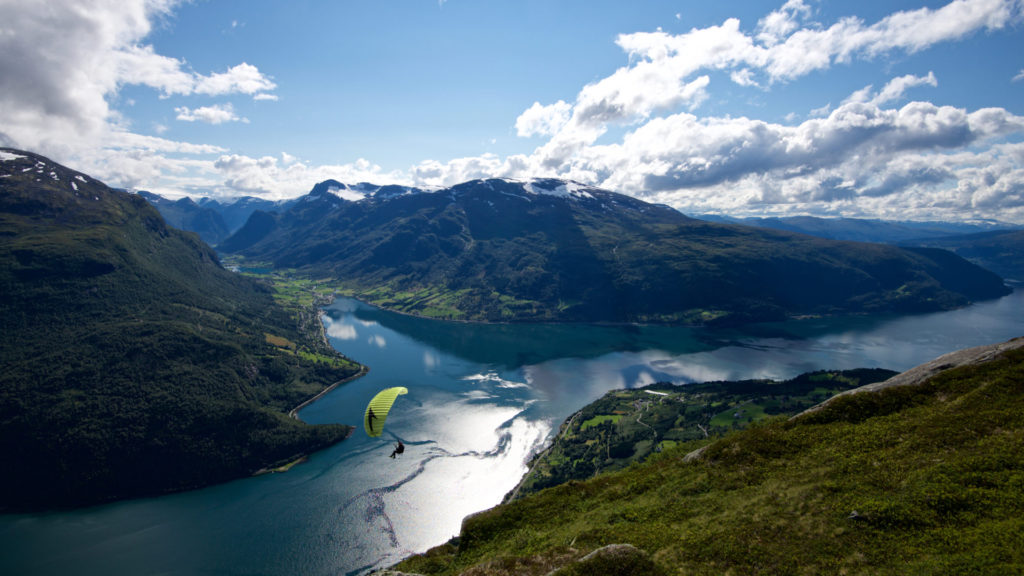 FJORDS NORWAY - Nordfjord
