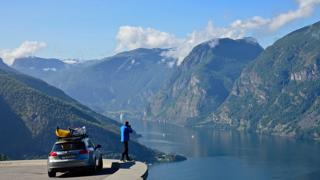 FJORDS NORWAY - Scenic Roads and National Tourist Routes