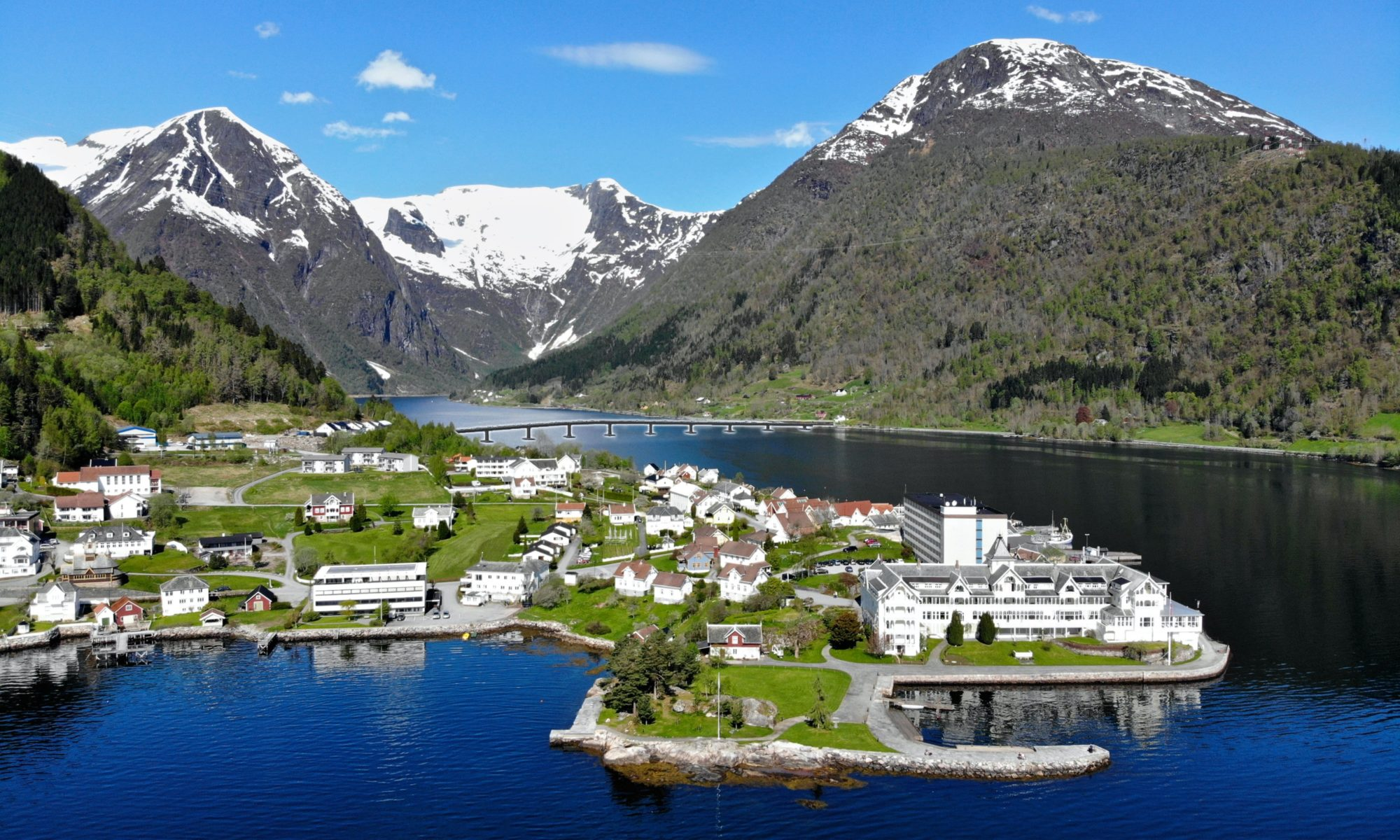 FJORDS NORWAY - Balestrand by the Sognefjord