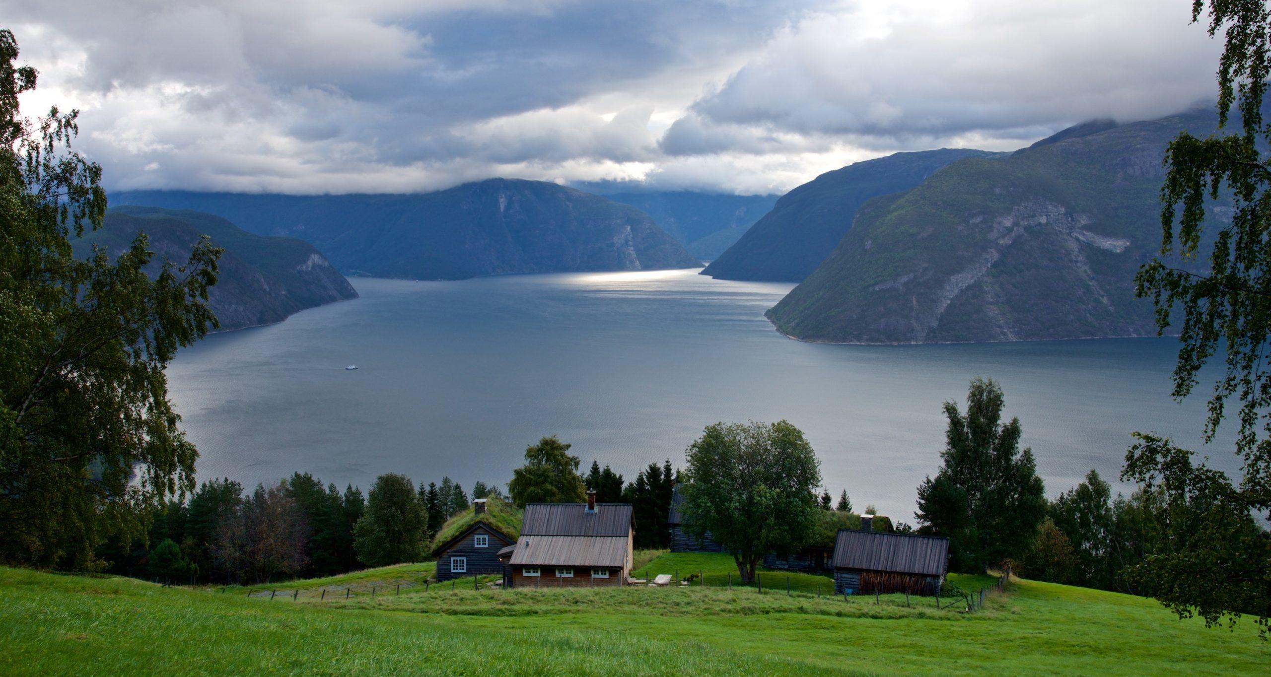 FJORDS NORGE - Sognefjorden