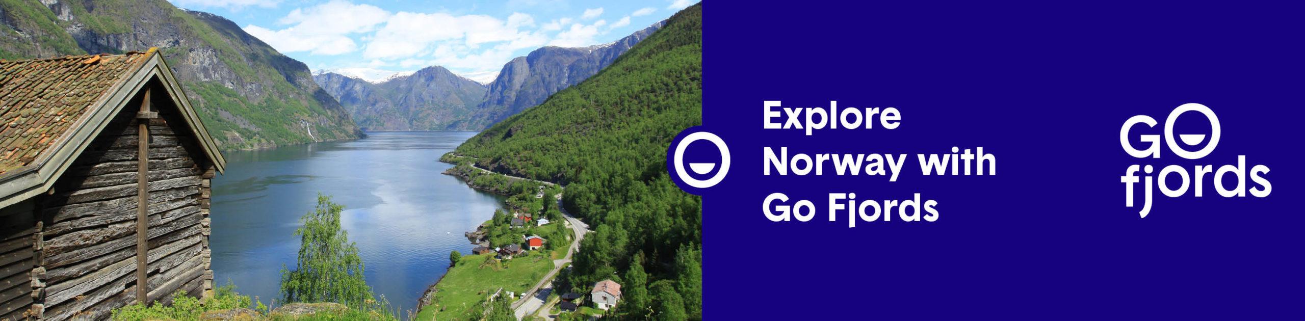 Explore Norway with Go Fjords