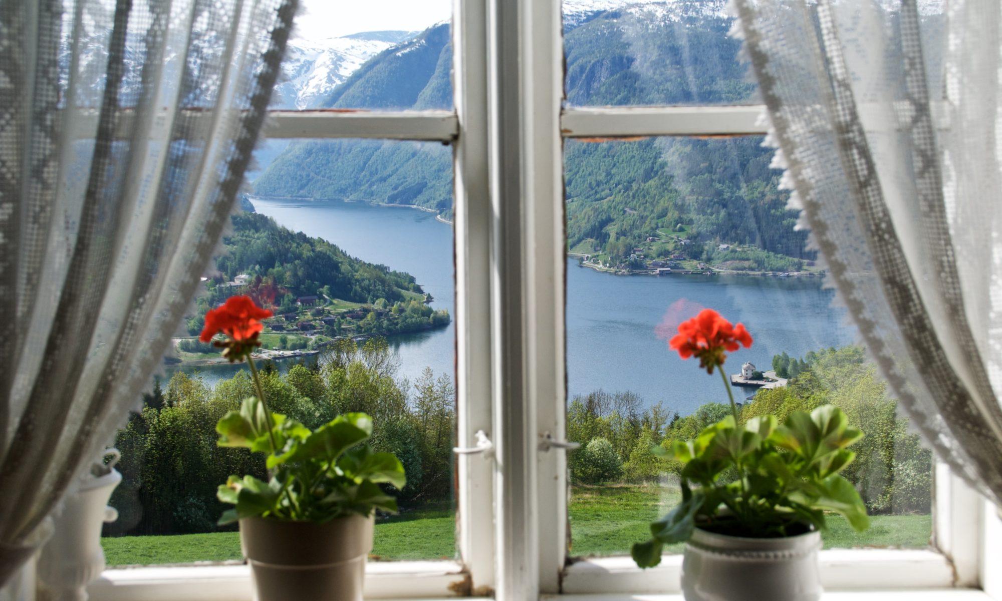 FJORDS NORWAY - Ulvik in Hardanger