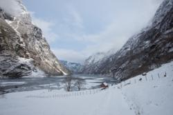 The UNESCO-Protected Nærøyfjord.