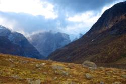 Langedalen Valley