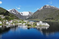 Balestrand and Hotel Kviknes