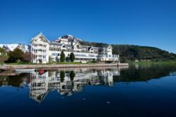 Hotel Kviknes at Balestrand