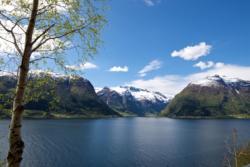 Towards Sværefjorden