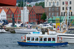 Bergen, the Gateway to the Fjords.