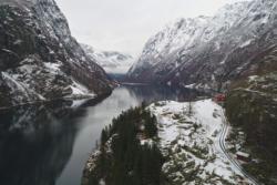 The Nærøyfjord