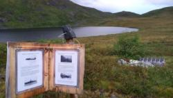 Information about the  German Bomber Plane type Junkers 88 that crashed by Lake Brevikvatnet during WWII.
