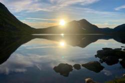 Lake Brevikskarsvatnet