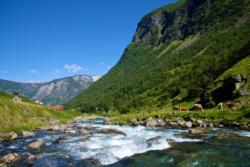The Undredalsdalen Valley.
