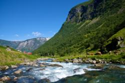 The Undredalsdalen Valley.